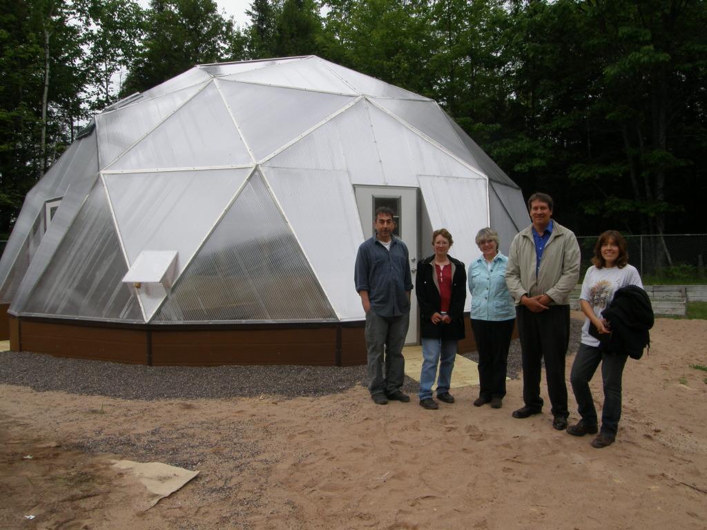 Idigenous Plant Greenhouse