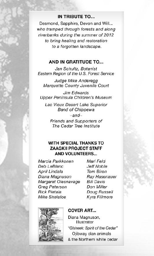 Zaagkii Booklet 2012 - pg 2