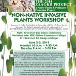 Non-Native Invasive Plants Workshop